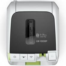 爱普生(EPSON)LW-1000P WIFI 便携式标签打印机