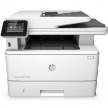 惠普(HP) LaserJet Pro MFP M427fdn 黑白激光多功能一体机 (打印 复印 扫描 传真)双面网络