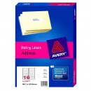 艾利(AVERY)电脑打印标签L7162 100...