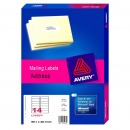 艾利(AVERY)电脑打印标签L7163 100...