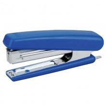 得力(deli)0221 经典耐用订书机 尾部自带起钉器(适用10#钉) 装订12页
