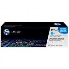 惠普(HP)LaserJet CB541A 青色硒鼓 125A(适用CP1215 1515n 1518ni CM1312/1312nfi)
