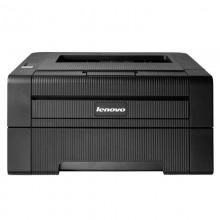 联想(Lenovo)LJ2605D 黑白激光打印机 黑色