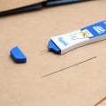 晨光(M&G)MF-3902 自动笔铅芯 HB 0.7mm 20根/个 外壳颜色随机