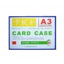 国产 EC803 蓝色边卡k士 A3