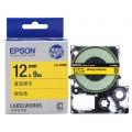 爱普生(EPSON)LK-4YBW 标签机色带 ...