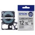 爱普生(EPSON)LC-4WBN 标签机色带 ...