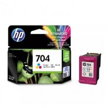 惠普(HP)CN693AA 704号 彩色墨盒(适用HP Deskjet 2010 206