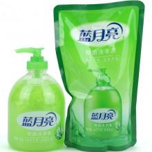 蓝月亮 芦荟滋润保湿抑菌洗手液(芦瓶+芦袋) 500g+500g
