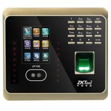 中控(ZK Software)UF100/PLUS 指纹人脸识别考勤机