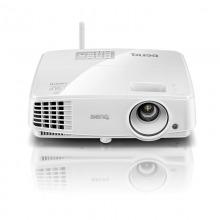 明基(BenQ)E500 办公智能投影机/投影仪(DLP芯片 3300ANSI流明 XGA