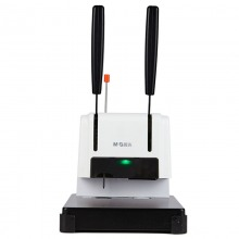 晨光(M&G)AEQ96714 财务凭证装订机/省力型票据打孔机