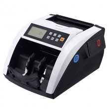 晨光(M&G)AEQ91885  智能语音点钞机/验钞机 支持新版人民币 C类 双屏