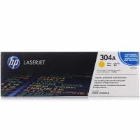 惠普(HP)304A CC532A 黄色硒鼓(适用Color LaserJet CP2025 2320)