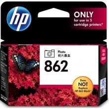 惠普(HP)CC317ZZ 862号 照片黑色墨盒(适用B8558 C5388 D5468 7510 6510 5510 c309a)