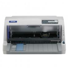 爱普生(EPSON)LQ-630KII 针式打印机 82列 灰色