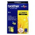 兄弟(brother)LC990Y 黄色墨盒(适...
