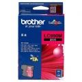 兄弟(brother)LC990M 品红色墨盒(...