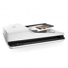 惠普(HP)SCANJET PRO 2500F1 A4平板式扫描仪  白色