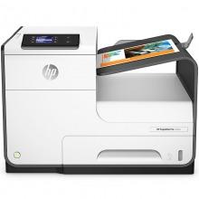 惠普(HP)PageWide Pro 452dn 页宽A4打印机
