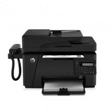 惠普(HP)LaserJet Pro MFP M128fp 黑白激光一体机 幅面A4(打印