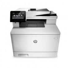 惠普(HP)377DW 多功能彩色激光打印机一体机 幅面A4(打字复印扫描)