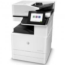 惠普(HP)MFP E77825dn 管理型双面彩色数码复合机 幅面A3 (打印复印扫描)