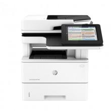 惠普(HP)M527DN A4黑白激光数码一体机 自动双面扫描 复印 打印 传真