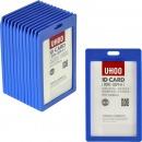 优和(UHOO)6612 糖果色竖式证件卡套 5...
