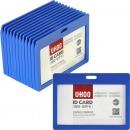 优和(UHOO)6611 糖果色横式证件卡套 9...