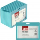 優和(UHOO)6611 糖果色橫式證件卡套 9...