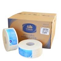 维达(Vinda)VS4418 双层酒店商用大盘纸 240米 特惠装  12卷/箱