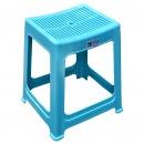 洪宝隆9910 PP材质条纹凳 蓝色 1个装