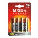 晨光(M&G)ARC92556 碱性电池 5号 1.5V 4粒/卡