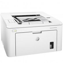 惠普(HP)LaserJet Pro M203dw 黑白激光打印机 自动双面打印 WiFi
