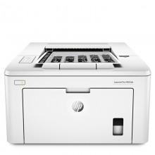 惠普(HP)LaserJet Pro M203dn 黑白激光打印机 自动双面打印 白色
