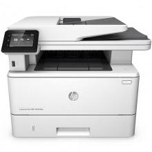 惠普(HP)LaserJet Pro MFP M427fdw 黑白激光多功能一体机 (无线打印 复印 扫描 传真)