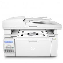 惠普(HP)LaserJet Pro MFP M132fn 黑白激光一体机 (打印/复印/