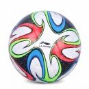 李宁(LI-NING)048 标准成人比赛蹴鞠 手/机缝足球
