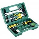 得力(deli) DL1007B 多用途家用五金工具套装 7件套