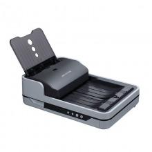 中晶(microtek)D550S 高速馈纸扫描仪A4 自动双面高清彩色扫描 文字识别