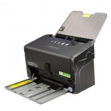 中晶(microtek)D340K 快速自动扫描仪A4 高清彩色双面扫描 票据文档扫描