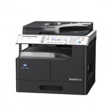 柯尼卡美能达(KONICA MINOLTA)266 A3黑白激光复合机 扫描打印复印机 266+双面器+输稿器+网络 单纸盒