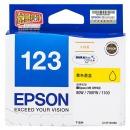 爱普生(Epson)T1234 大容量黄色墨盒 ...