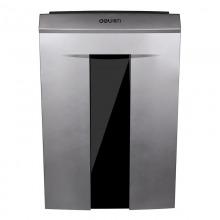 得力(deli)9907 电动办公静音家用碎纸机 4级保密 大容量 可碎纸/光盘