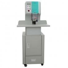 光荣(GOLDEN)NB-108L液晶全自动装订机财务票据档案全自动一键完成装订机 白色
