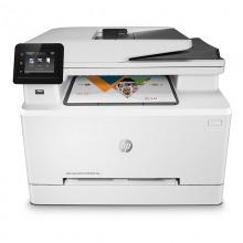 惠普(HP) M281fdw彩色激光多功能一体机(M277dw升级型号)(打印 复印 扫描 传真)
