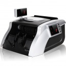 得力(deli)3908 银行专用全智能语音报警 点钞机|验钞机