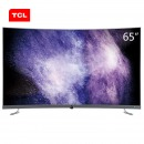 TCL 65P5 65英寸 4K纤薄金属边框 6...