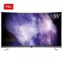 TCL 55P5 55英寸 4K纤薄金属边框 6...
